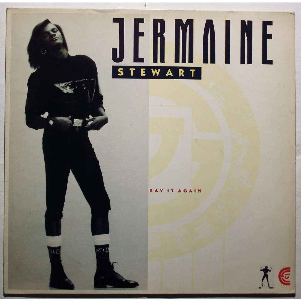 Jermaine Stewart Say it again