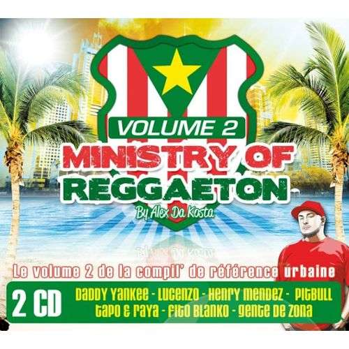 Compilation Ministry Of Reggaeton