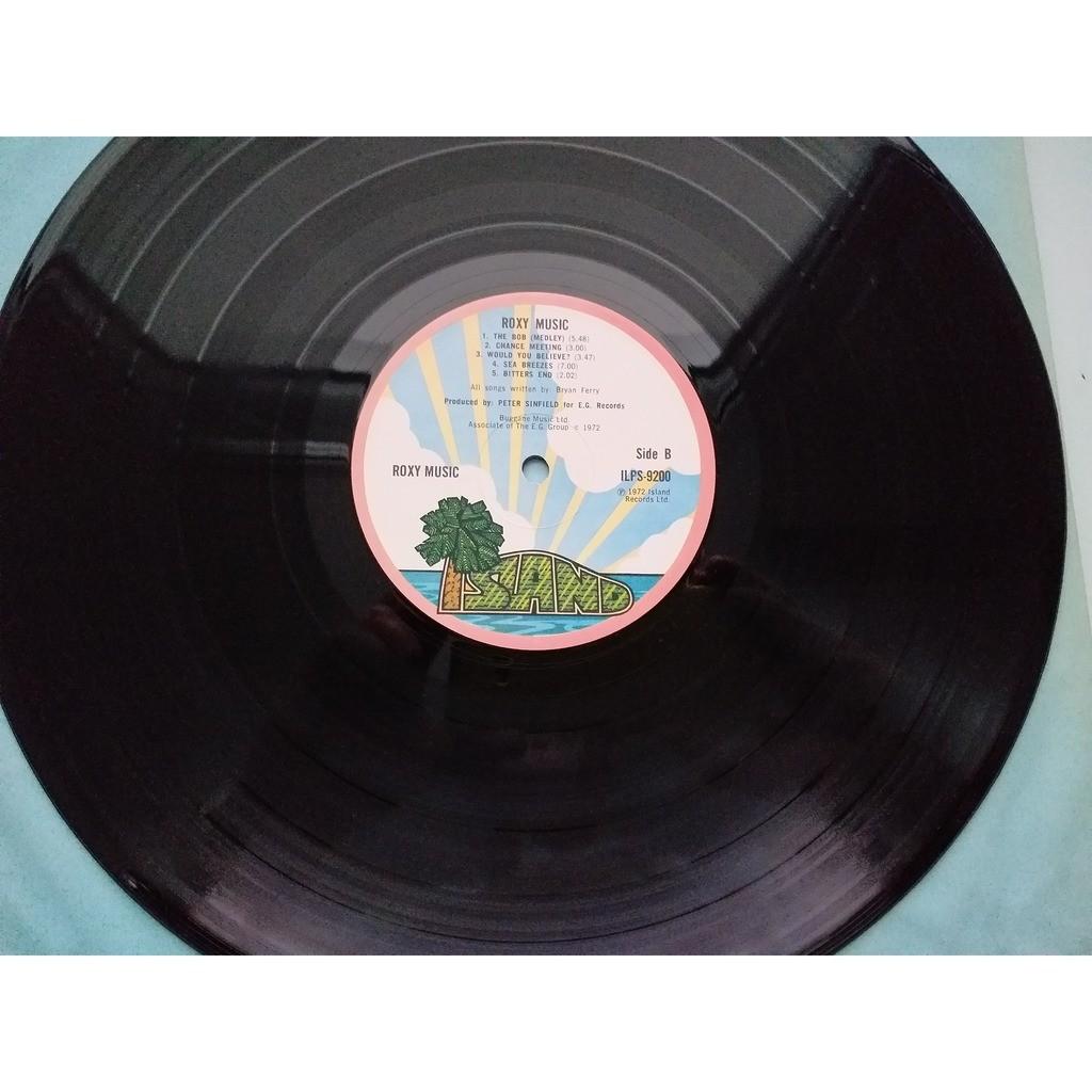 roxy music roxy music