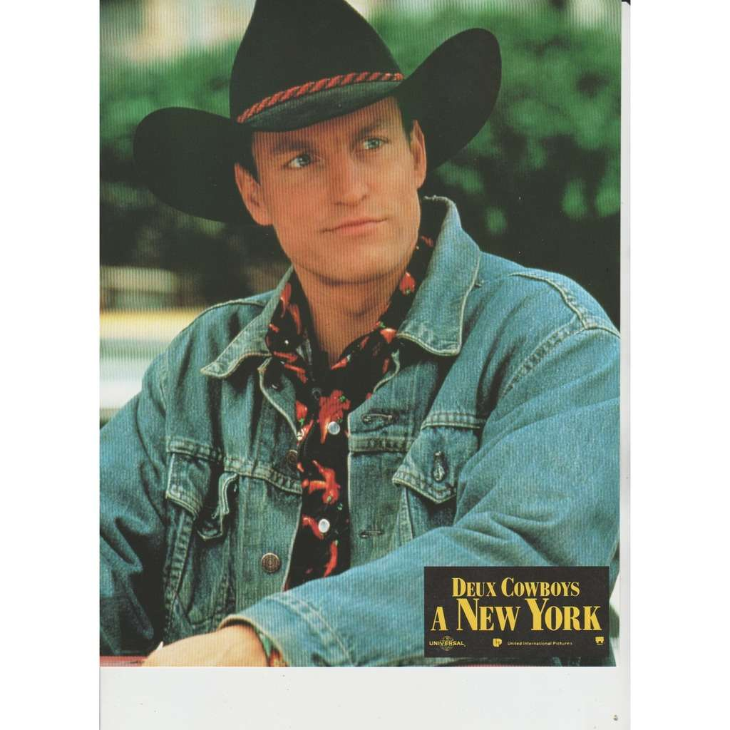 Woody Harrelson The Cowboy Way