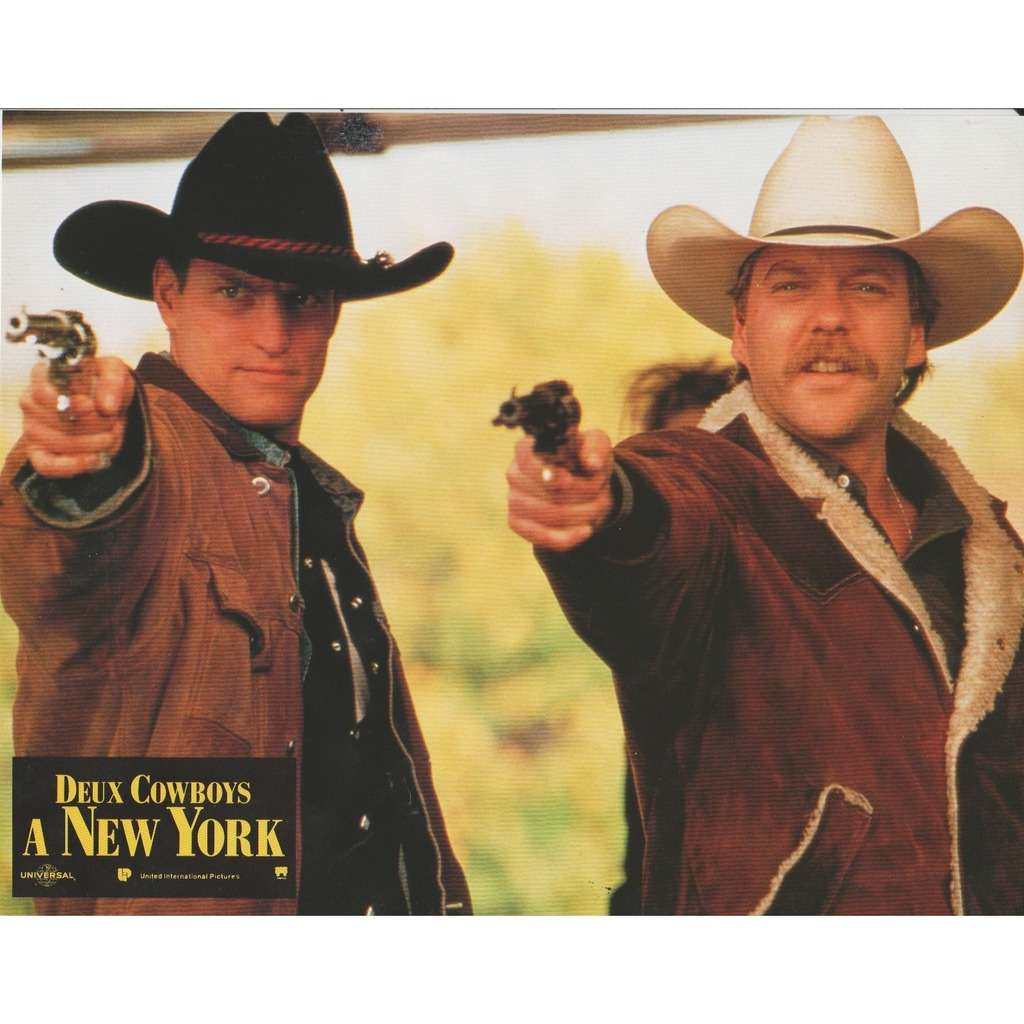 Kiefer Sutheland Deux cowboys à New York