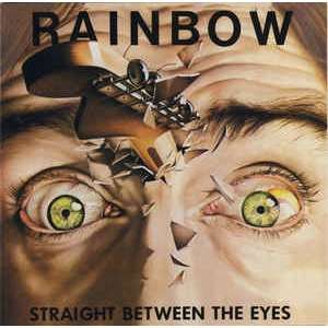 Rainbow Straight Between The Eyes (REMASTERED)