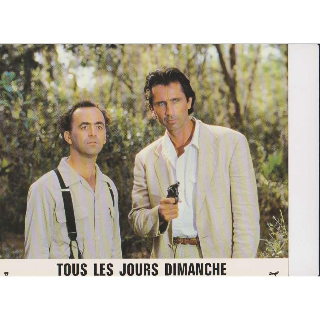 Thierry Lhermitte Tous les jours dimanche (1994)