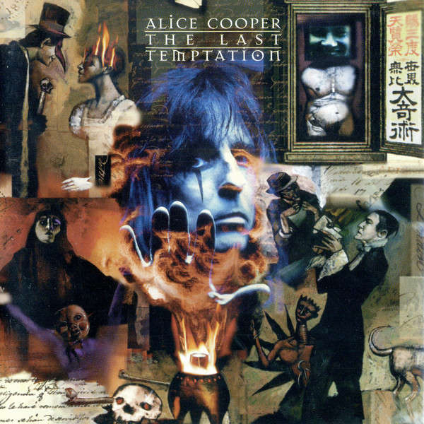 Alice Cooper The Last Temptation