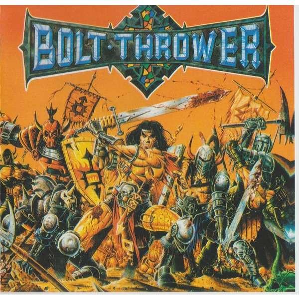 Bolt Thrower War Master (incl. bonus)