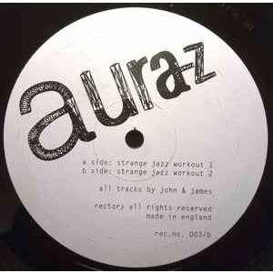 Aura Z Strange Jazz Workout