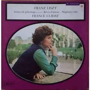 France Clidat Franz Liszt