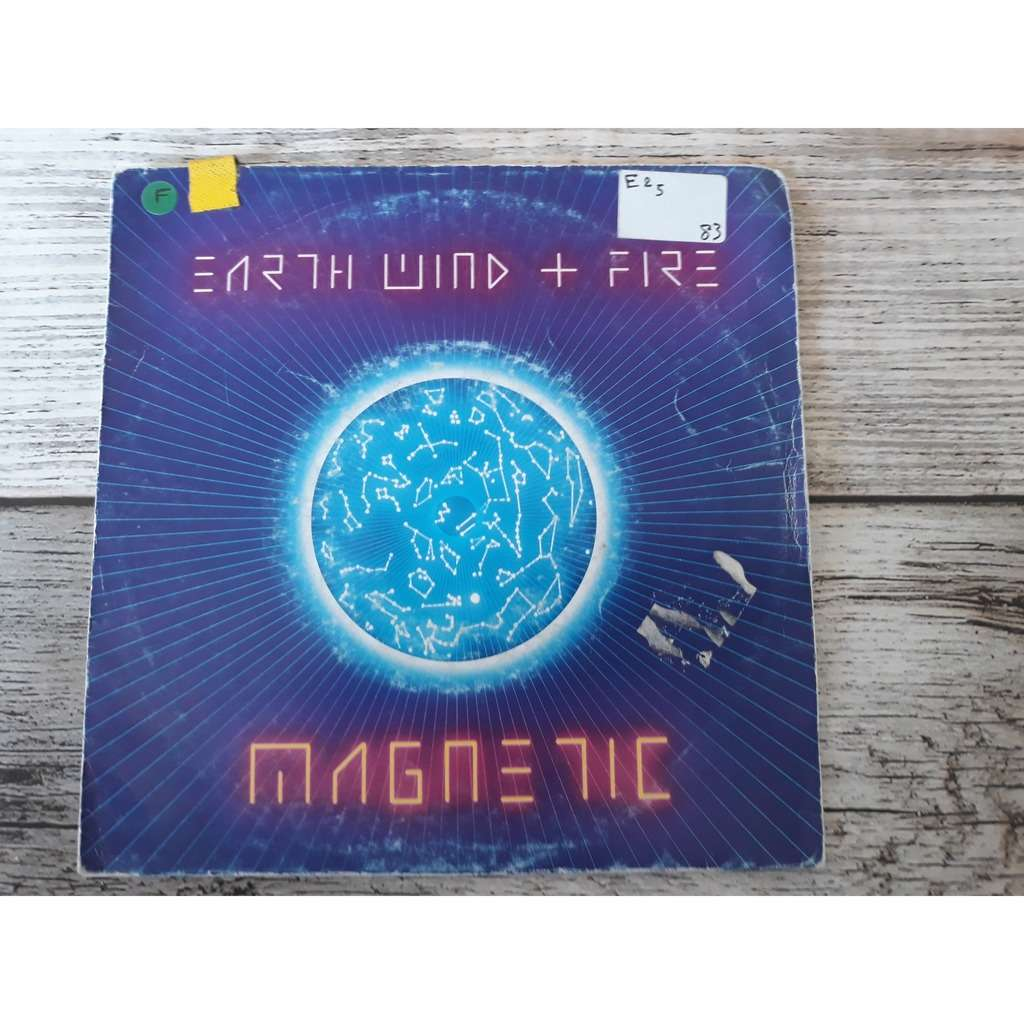 earth wind & fire magnetic / speed of love