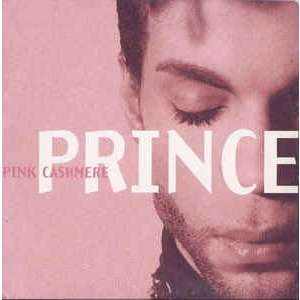 PRINCE Pink Cashmere 4-track CARD SLEEVE