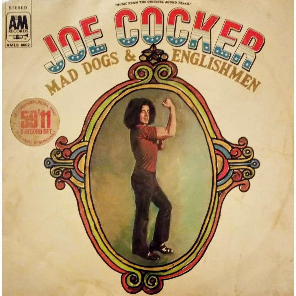 JOE COCKER Mad Dogs & Englishmen