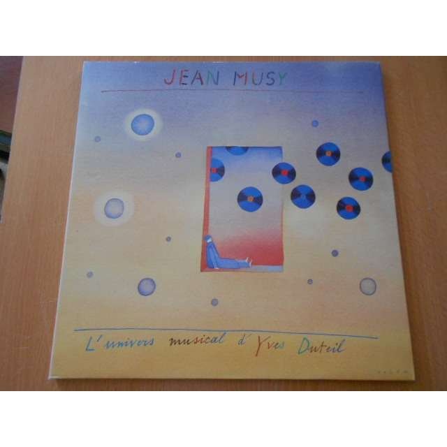 jean musy l'univers musical d'yves duteil