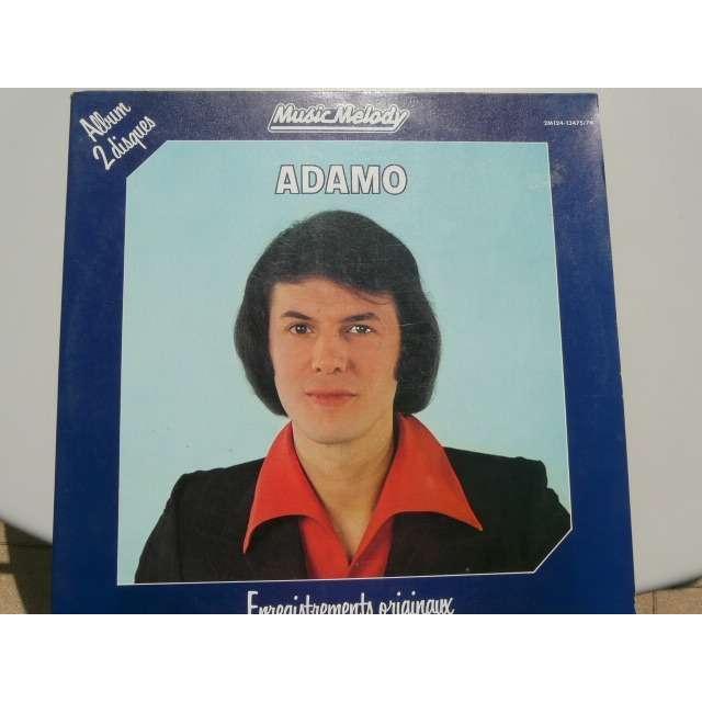 ADAMO music melody