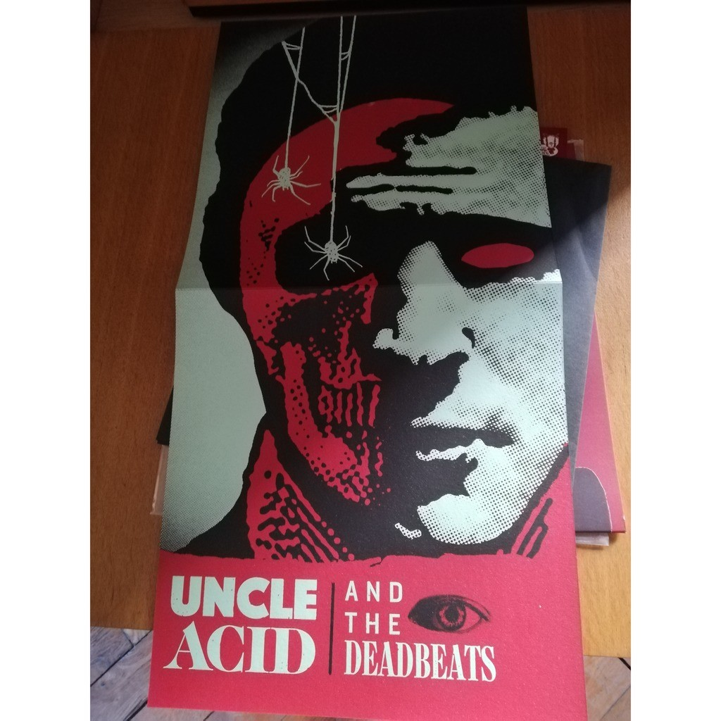 uncle acid & the deadbeats Vol 1