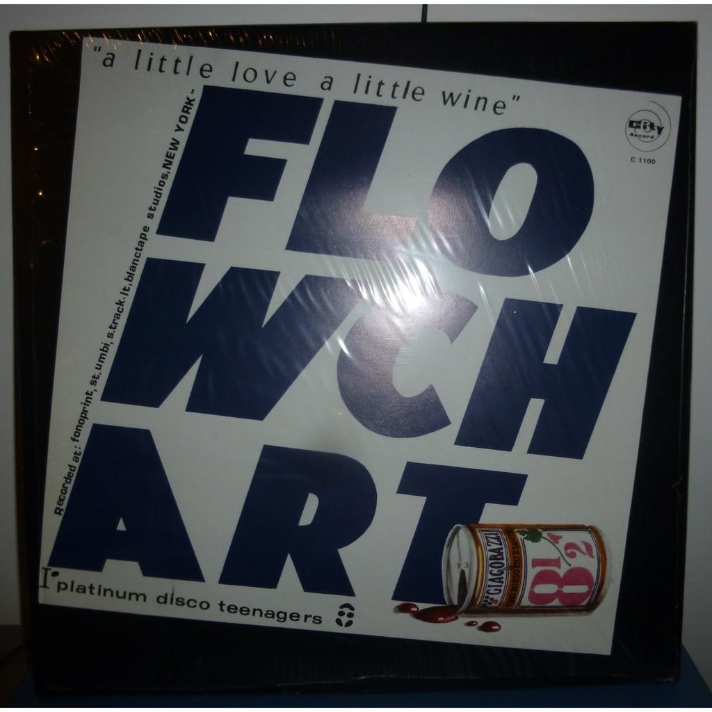 flowchart A Little Love A Little Wine
