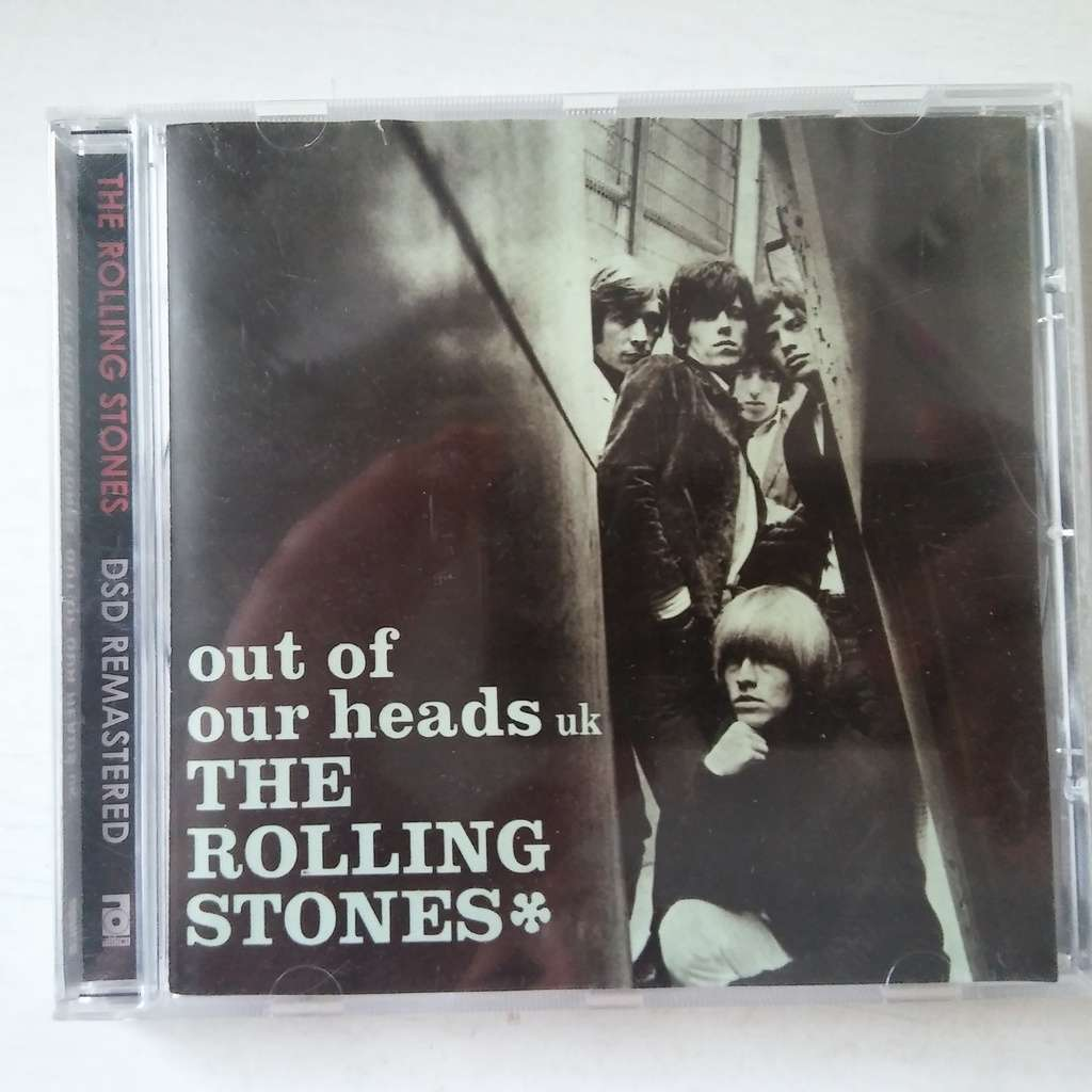 The Rolling Stones Out Of Our Heads (UK)