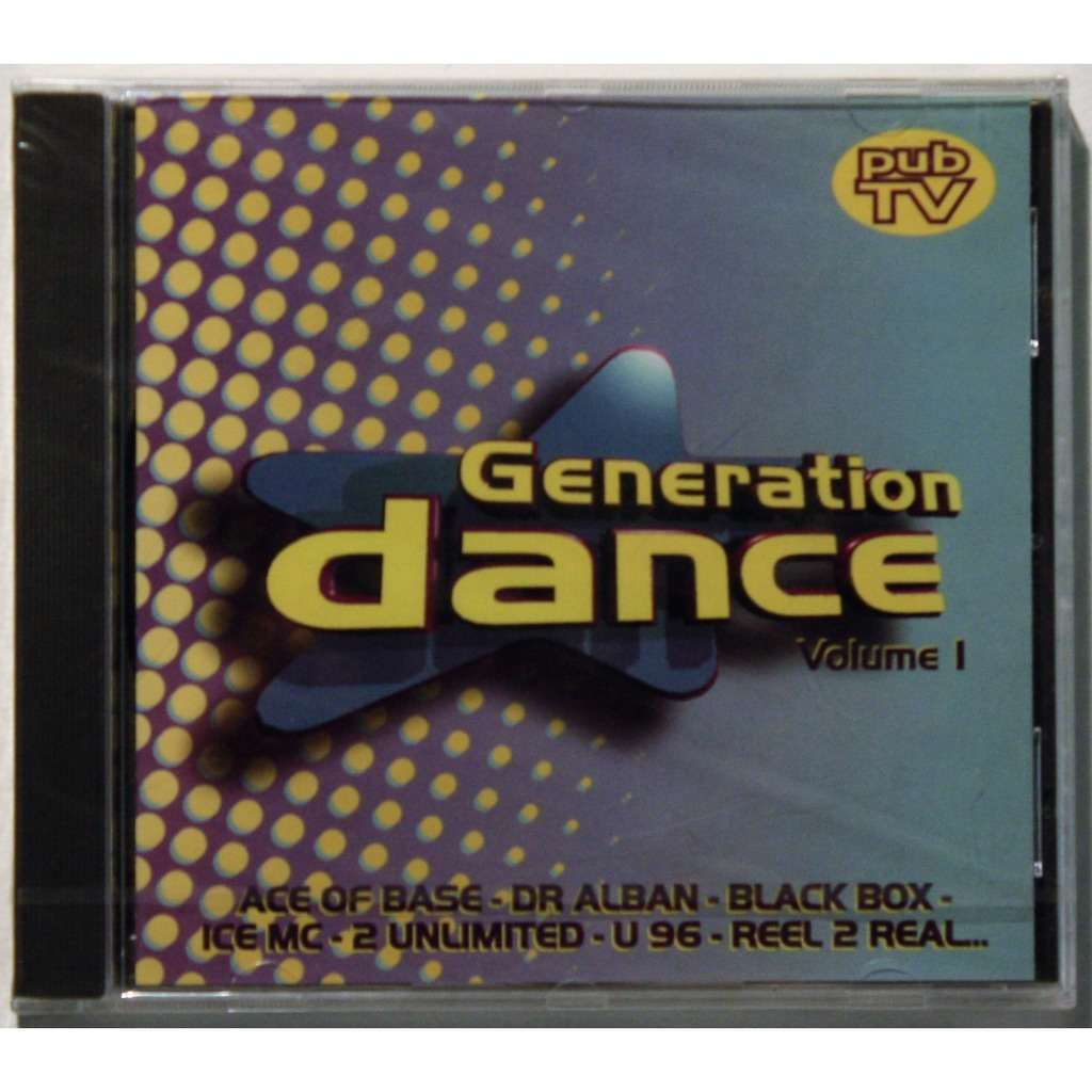 Various Generation dance volume 1