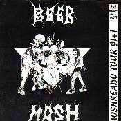 Beer Mosh Moshkeado Tour 91+1
