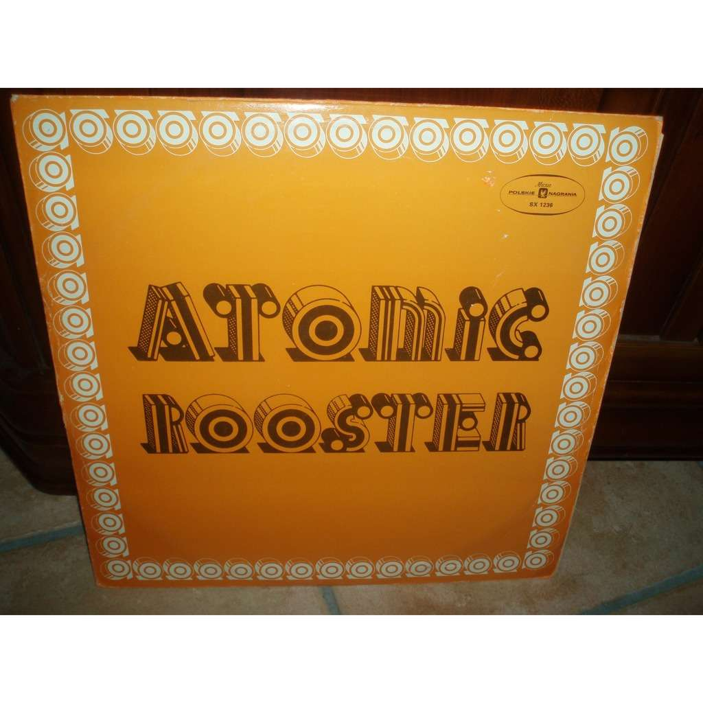 ATOMIC ROOSTER SLEEPING FOR YEARS