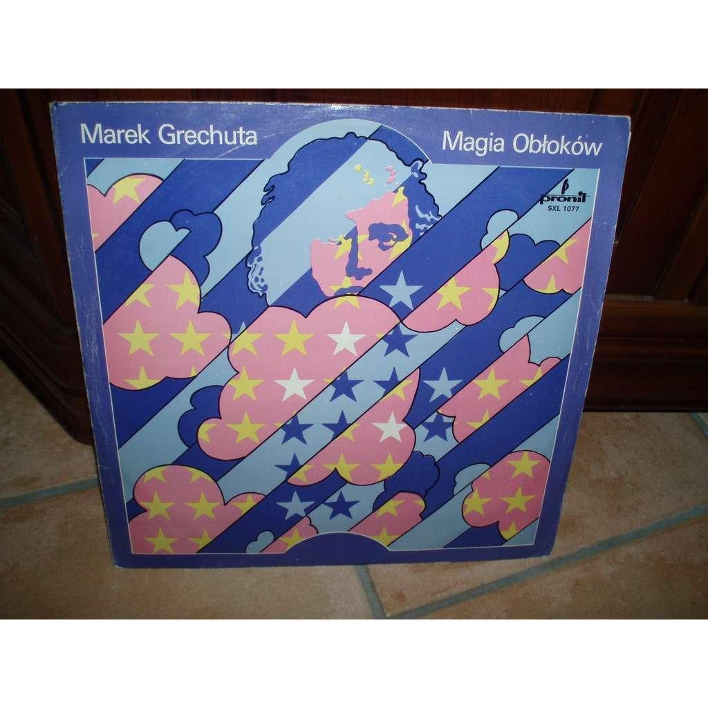 marek grechuta MAGIA OBLOKOW