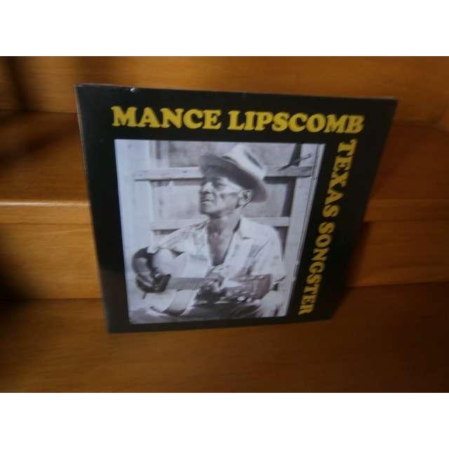 mance lipscomb Texas songwriter