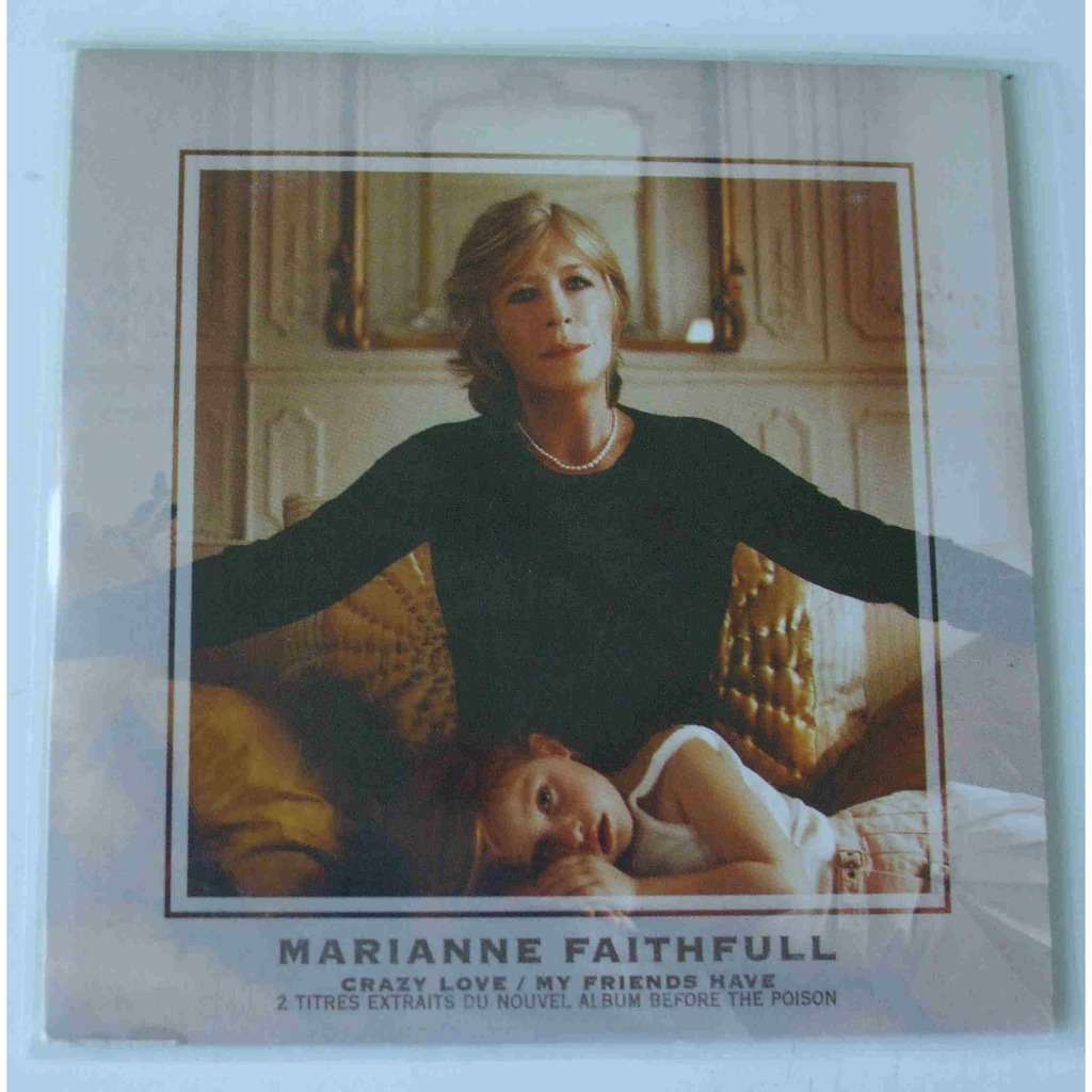 Marianne Faithfull Crazy love