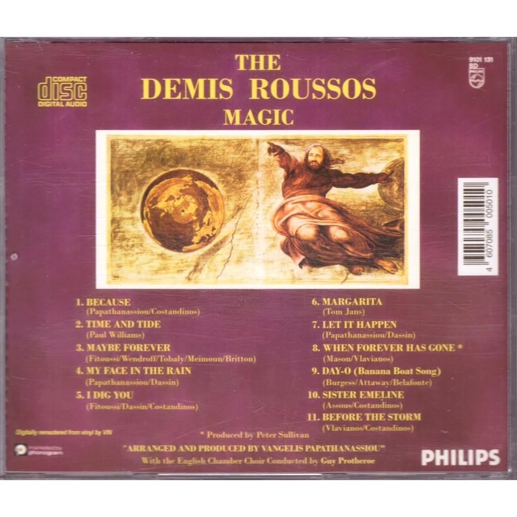 Demis Roussos The Demis Roussos Magic