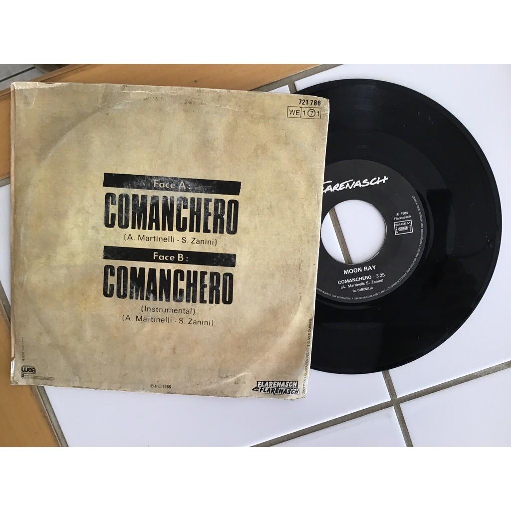 MOON RAY COMANCHERO ( VOCAL & INSTRUMENTAL )