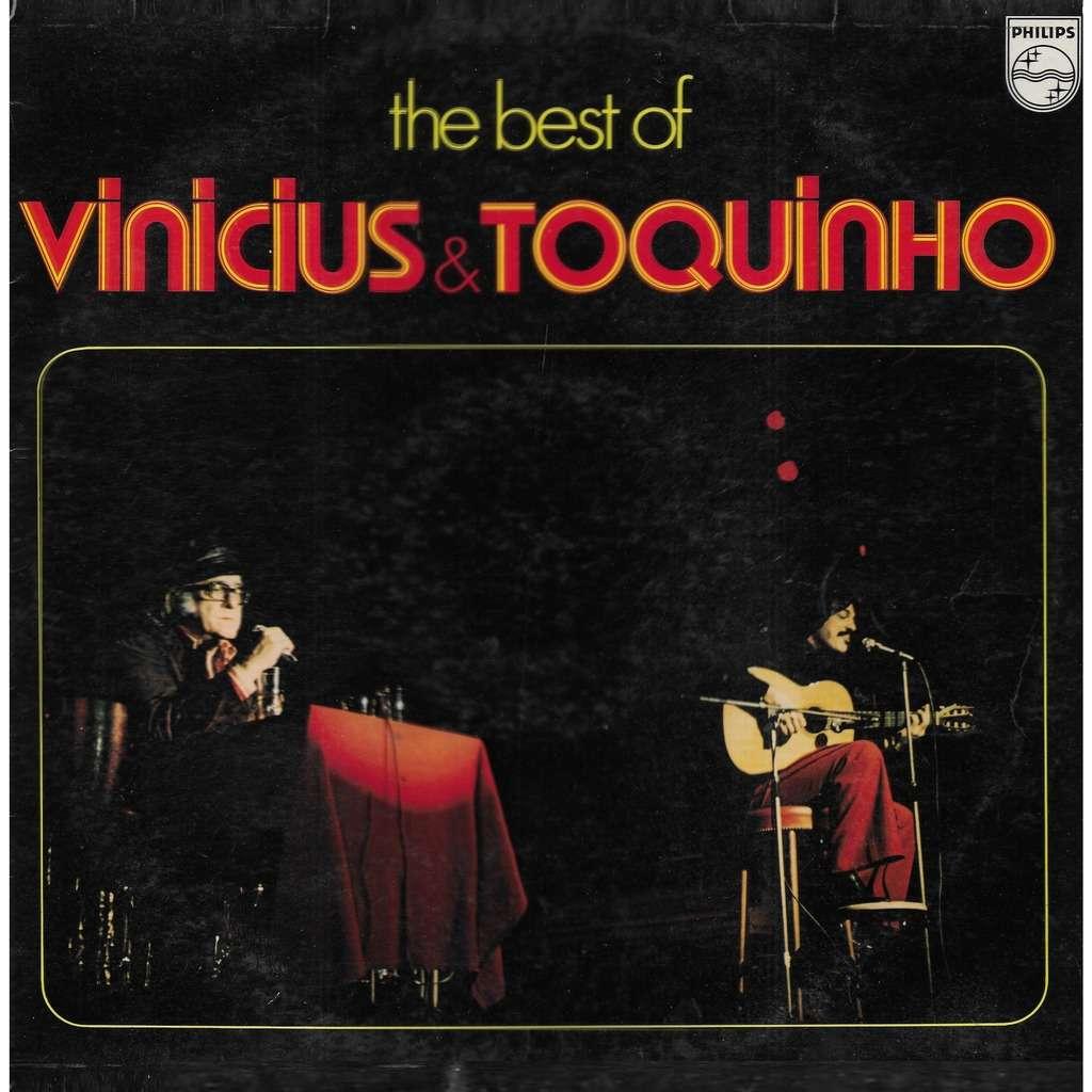 VINICIUS & TOQUINHO The Best of