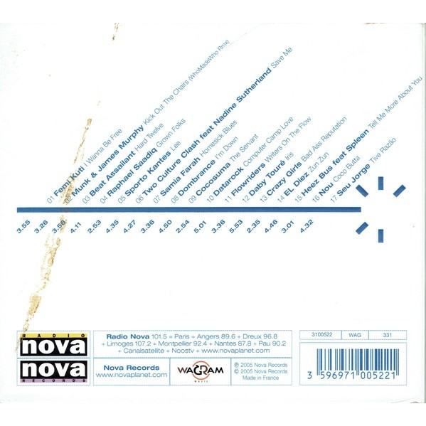 Various Artists Nova Tunes 1.1