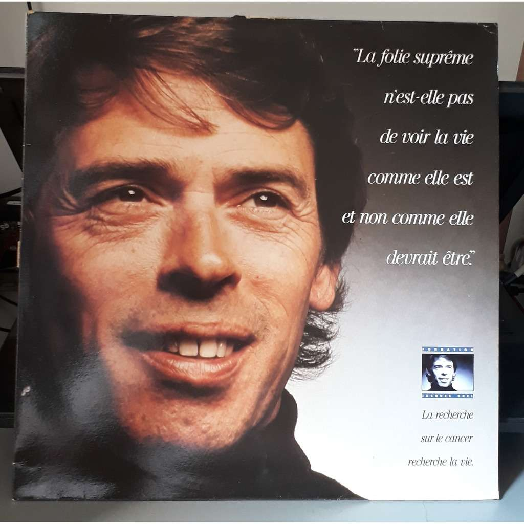 jacques brel fondation brel