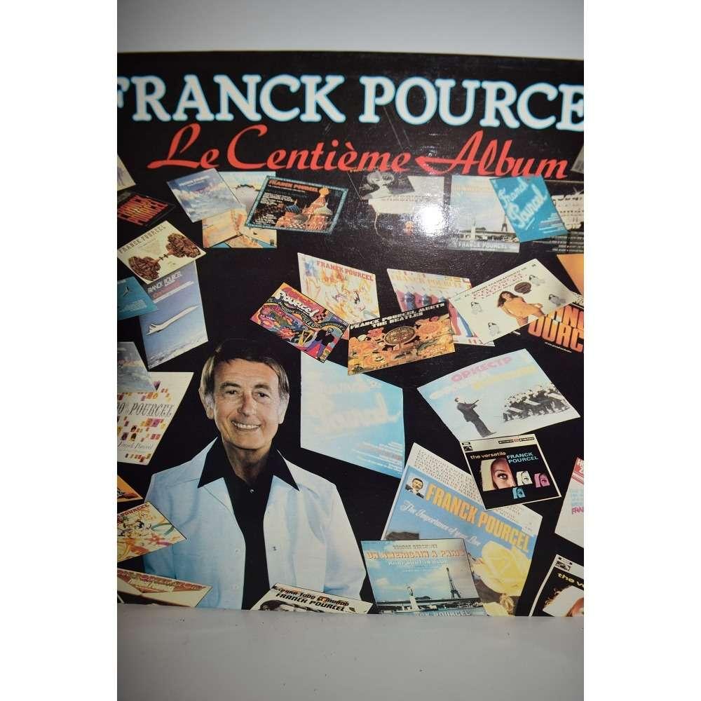 franck pourcel le centieme album