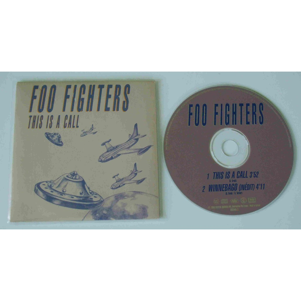foo fighters This is a call