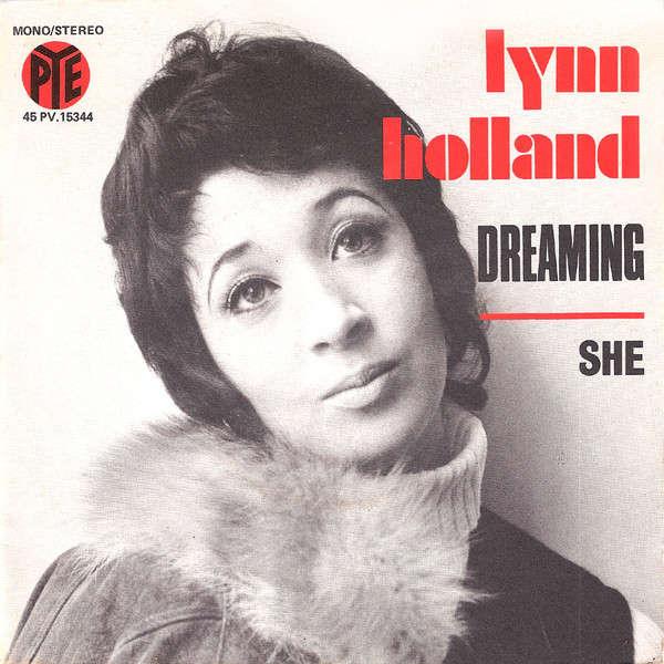 Lynn HOLLAND Dreaming / She (original French press - 1970)