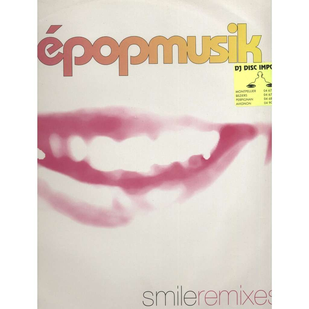 telepopmusik smile remixes