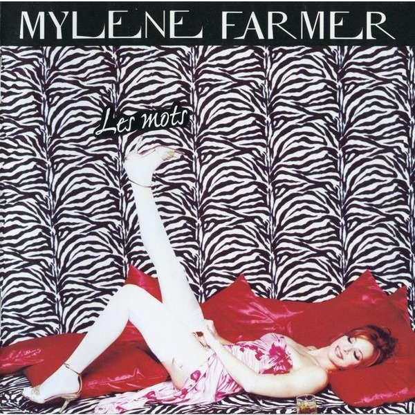Mylene Farmer Le mots (Best of, 2001)