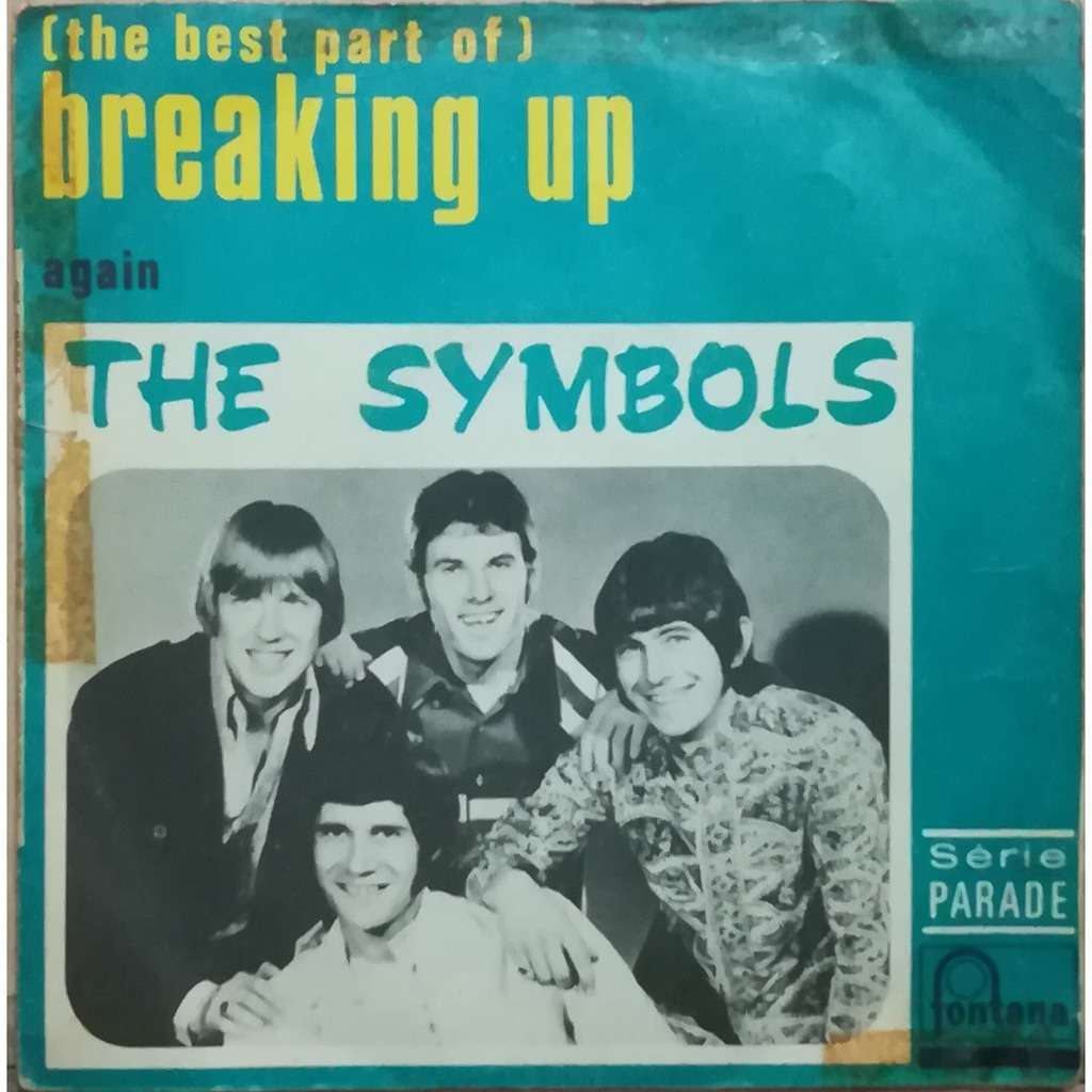 The Symbols (The Best Part Of) Breaking Up