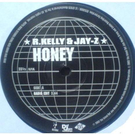 R. Kelly & Jay-Z Honey