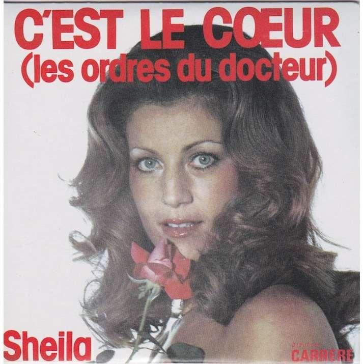 sheila c'est le coeur/le bonheur file et roule entre nos doigts