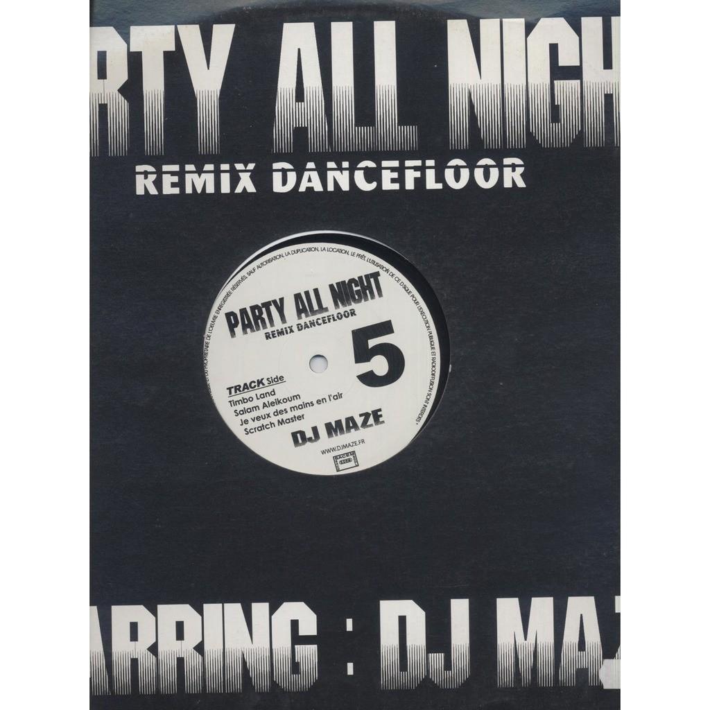 DJ Maze Party All Night Vol.5