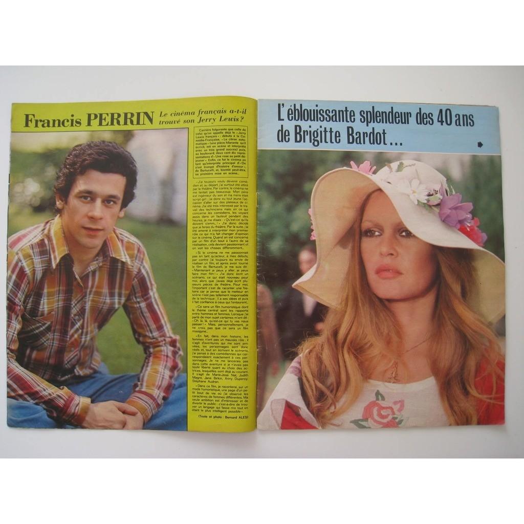 divers artistes - various artist ciné revue n° 25 20 juin 1974