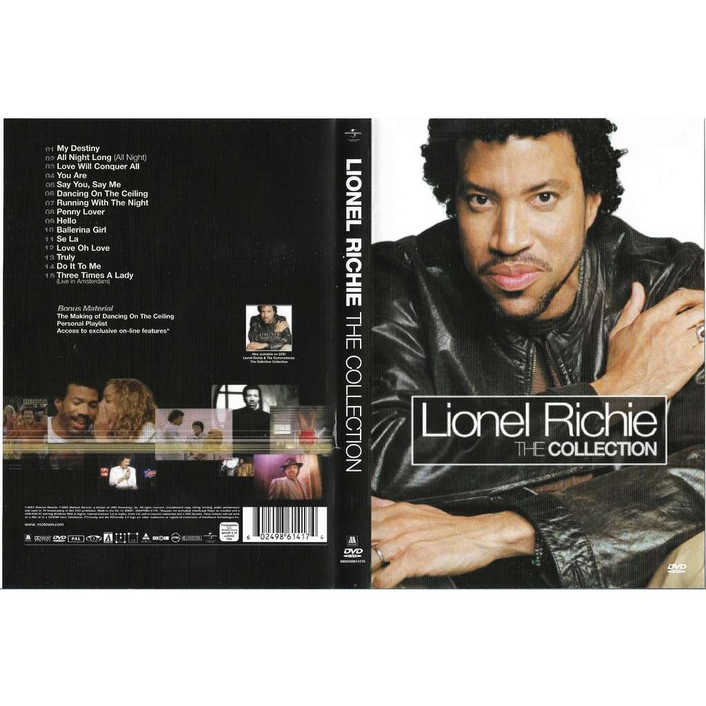 Lionel Richie The Collection