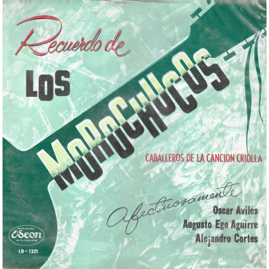Los MOROCHUCOS Recuerdo de Los Morochucos