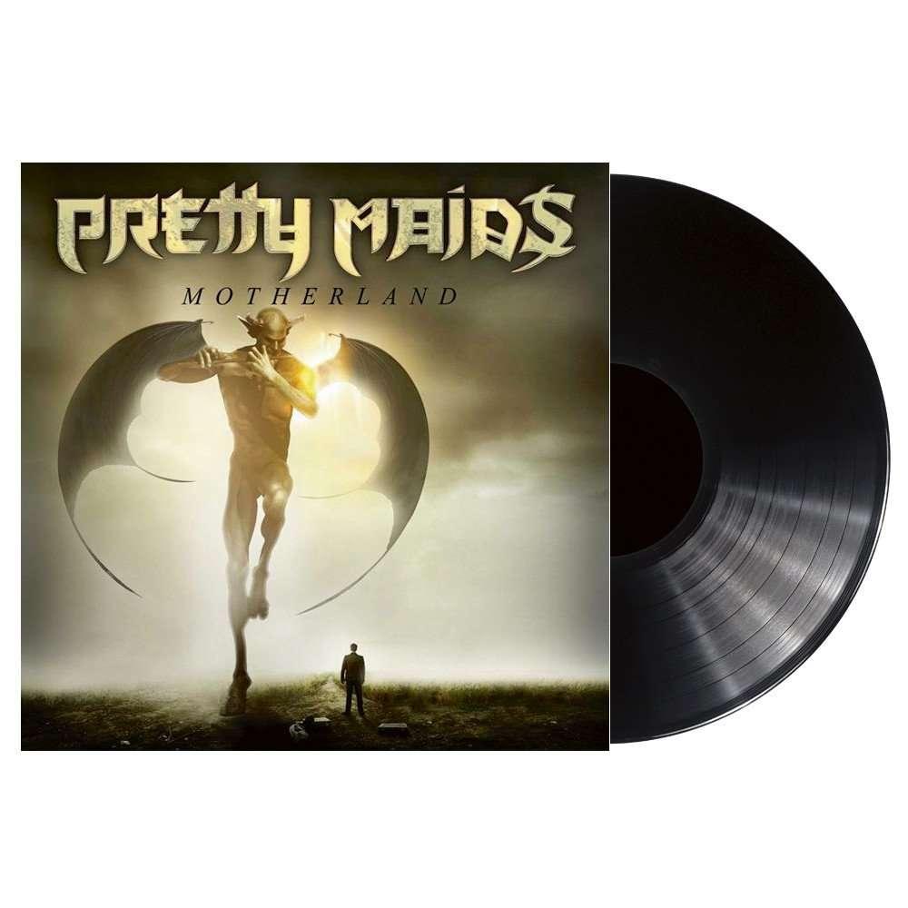 Pretty Maids Motherland (lp) Ltd Edit Gatefold Sleeve -E.U
