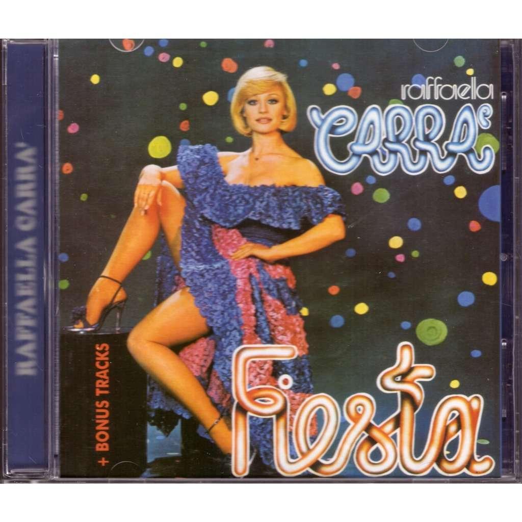 raffaella carra Fiesta + Bonus Tracks