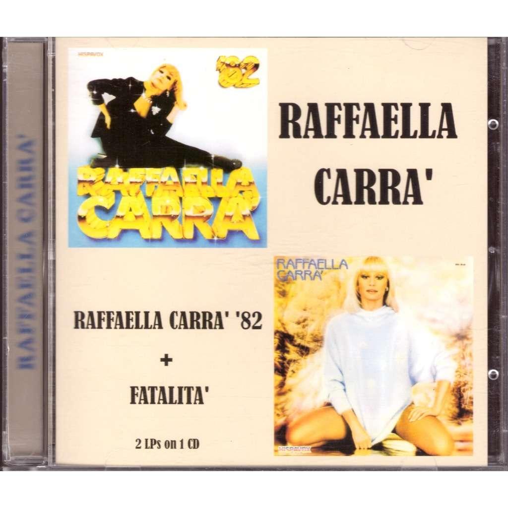 raffaella carra Raffaella Carra '82 / Fatalita