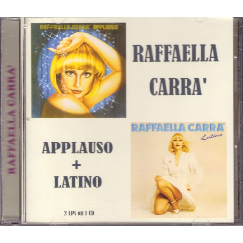 raffaella carra Applauso / Latino
