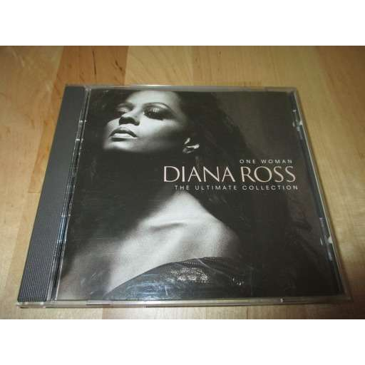 Diana Ross Ultimate Collection: One Woman The Ultimate Collection