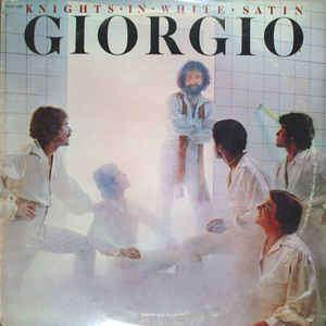 Giorgio Knights In White Satin