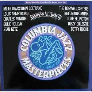 Various Columbia Jazz Masterpieces Sampler Volume IV