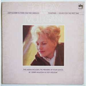 Judy Holliday With Gerry Mulligan Holliday With Mulligan